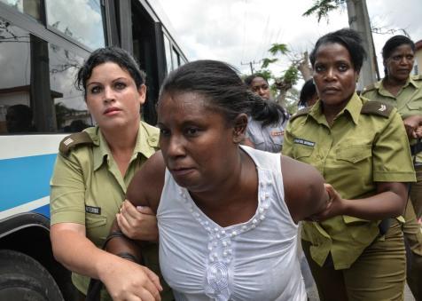 Dissident Arrested