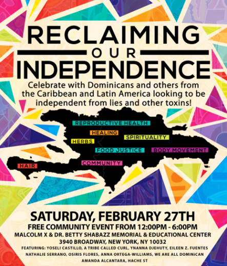 Dominican Independence Event